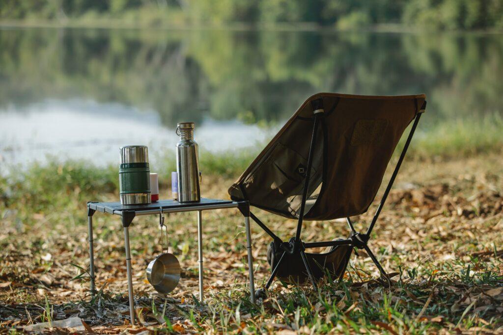 キャンプチェア・テーブル