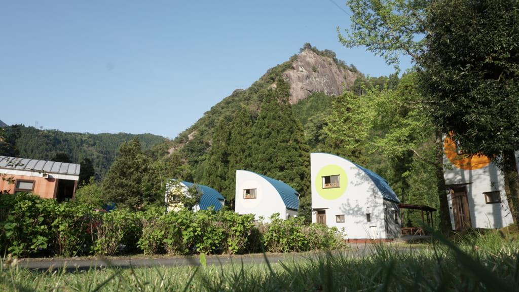 グリーンパル日向神峡コテージ