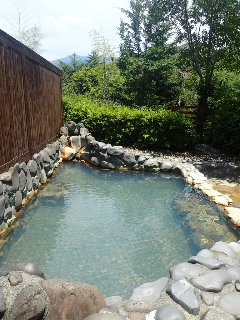 霧島高原国民休養地の温泉